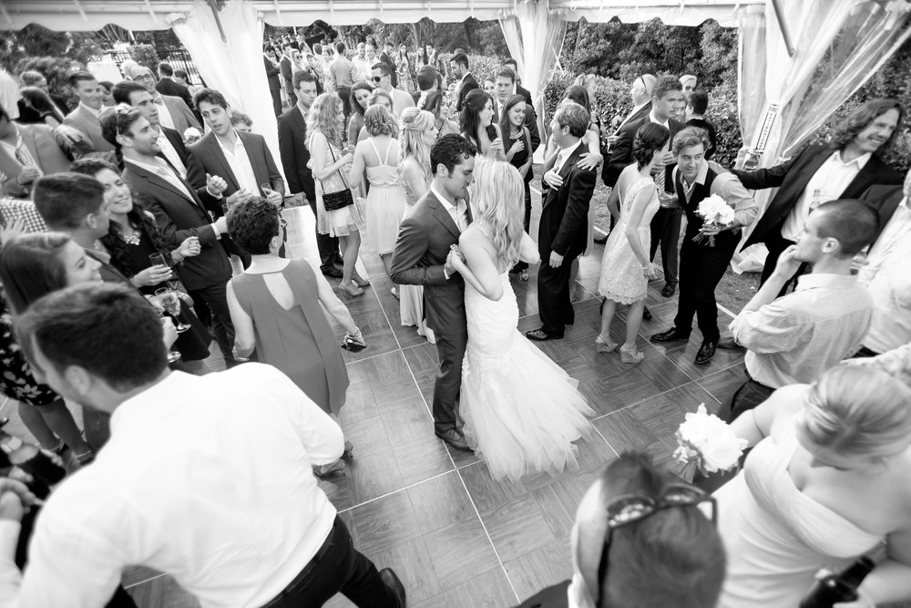 The Black Stallion Wedding - Reception