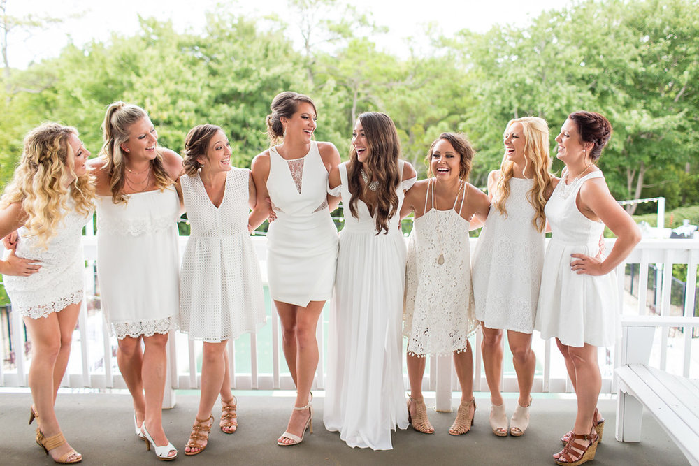 The Black Stallion Wedding - Bridesmaids
