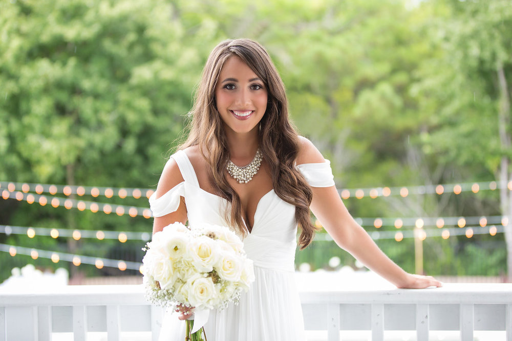 The Black Stallion Wedding - Bride