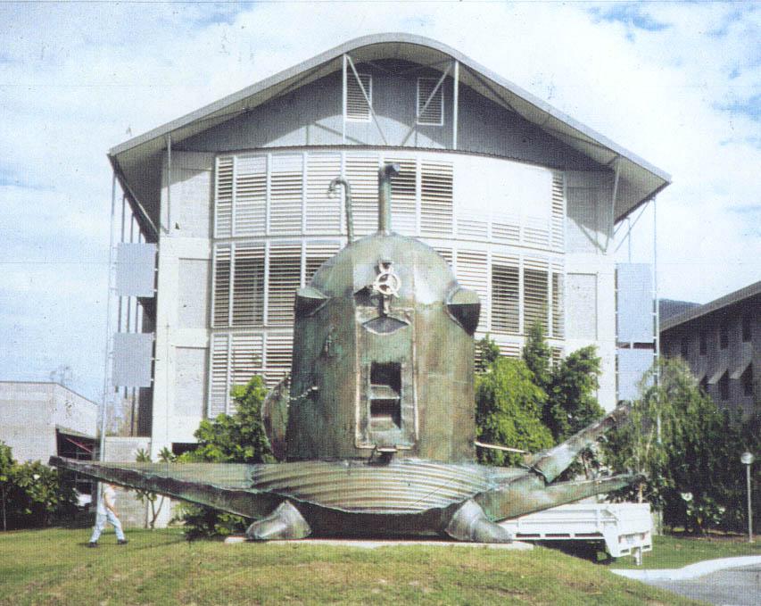 Hasell 'JCU Investigator' JCUniversity, QLD 1994