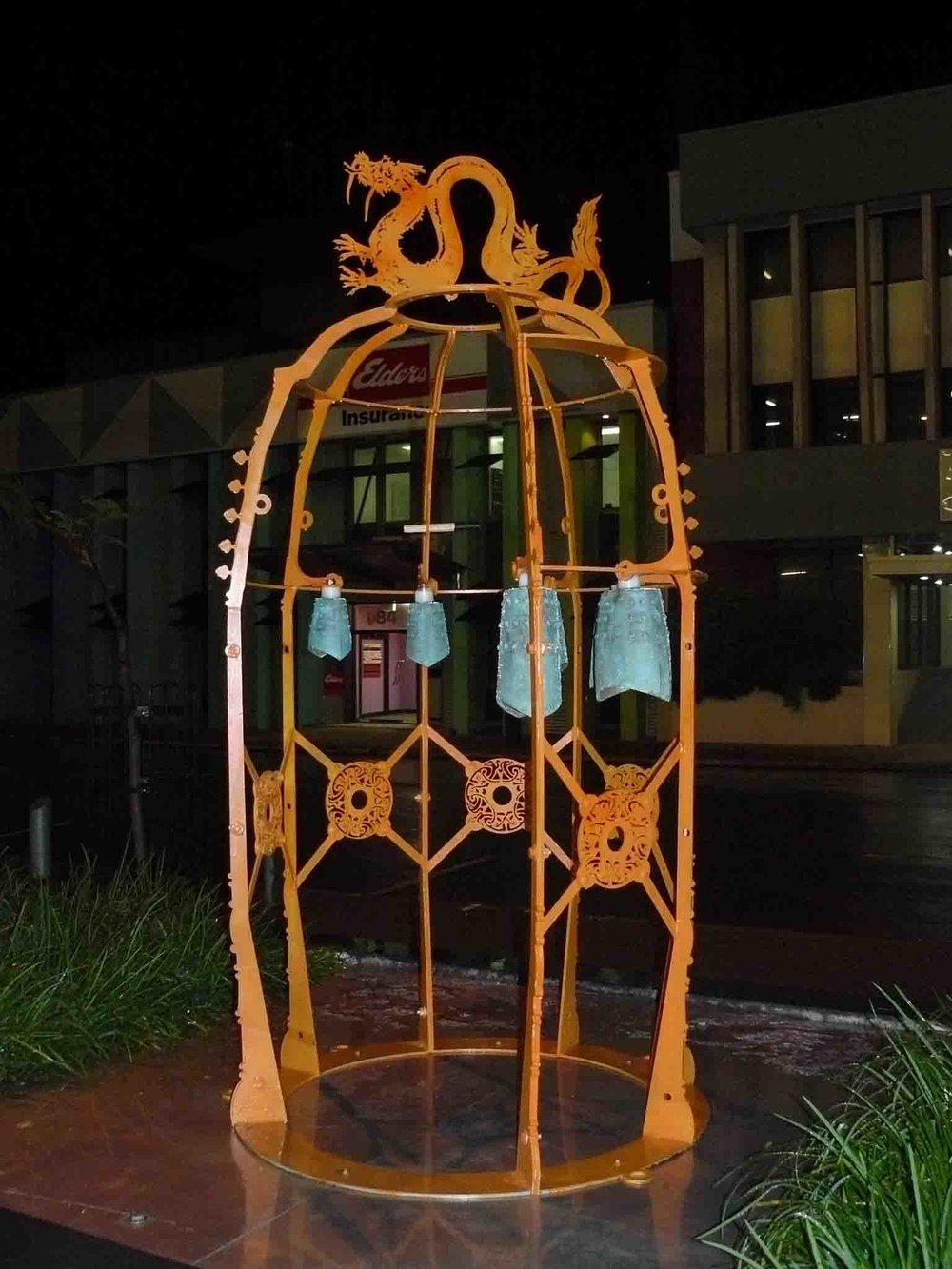 Hasell 'Chime Conservatory' Chinatown Darwin, 2008