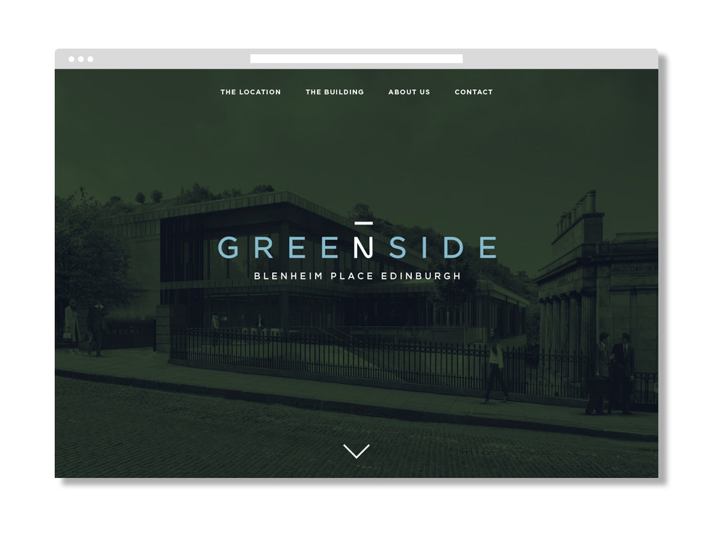 Greenside Edinburgh Kerr Vernon Graphic Design