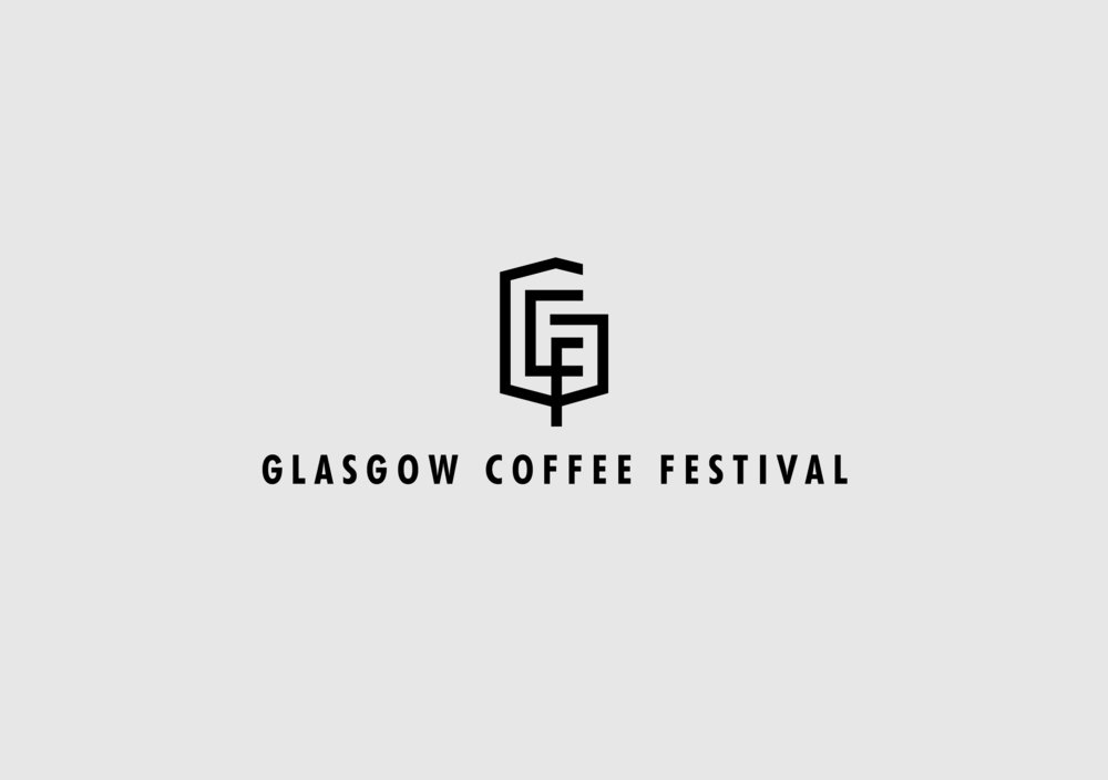 Glasgow coffee festival identity.