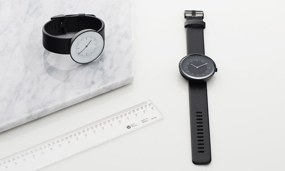 Nomad Watches Branding