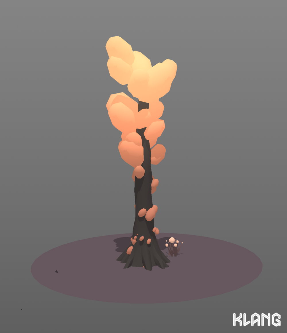 Alternative tree form concept.