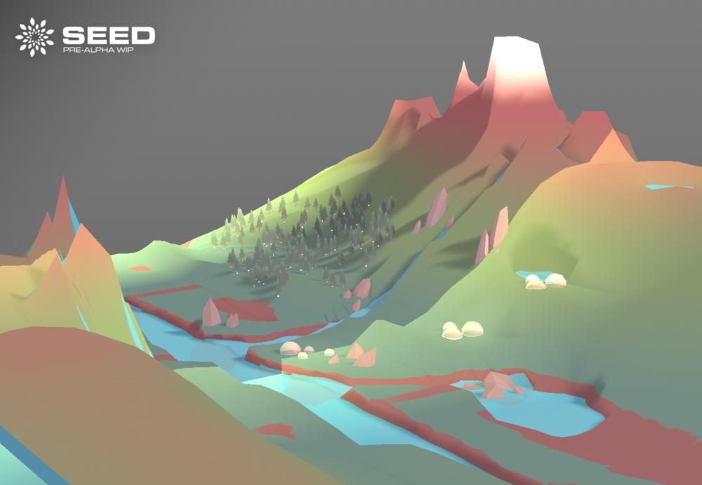 Concept of Landscape 3 - Eran Hilleli
