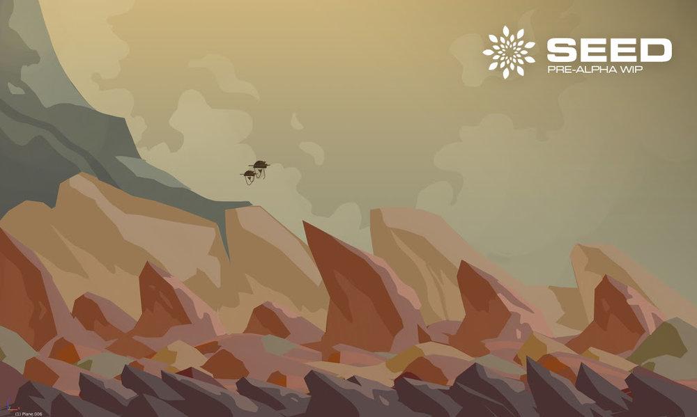 Concept of Landscape 4 - Shanaz Byrne