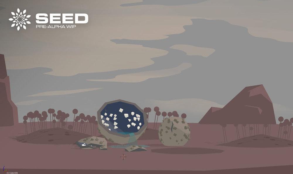 Concept of Landscape 5 - Shanaz Byrne