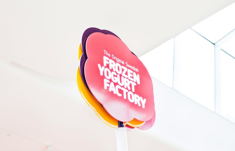 Frozen Yogurt Factory