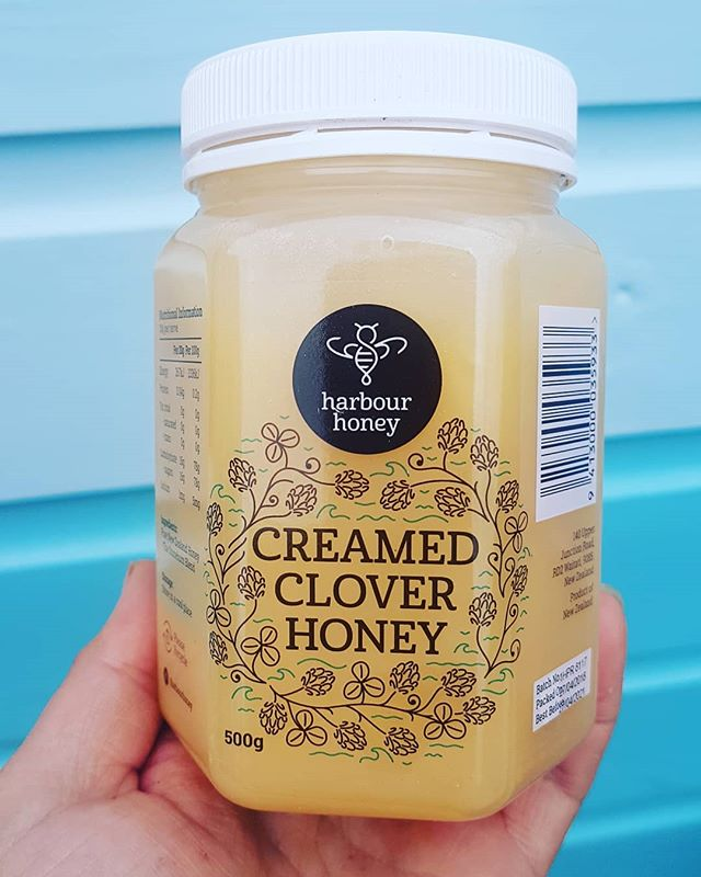 Still looking for that perfect little something, Creamed Clover Honey from Harbour Honey back in store tomorrow. Locally made, a great price and super tasty! Be quick it never lasts long x