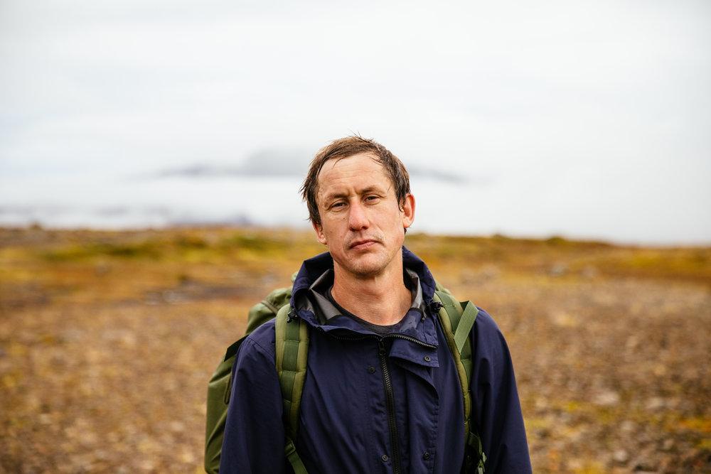 DAVID GRAY - Head of Creative, Finisterre