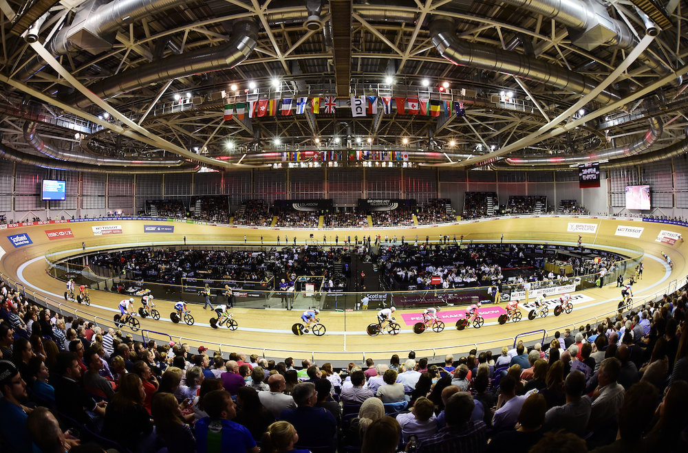 UCI Track World Cup Glasgow 2016