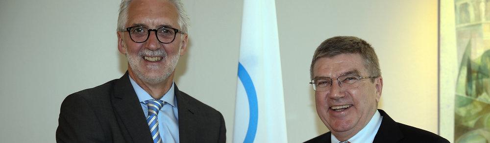 Sergey Bubka – IOC Member