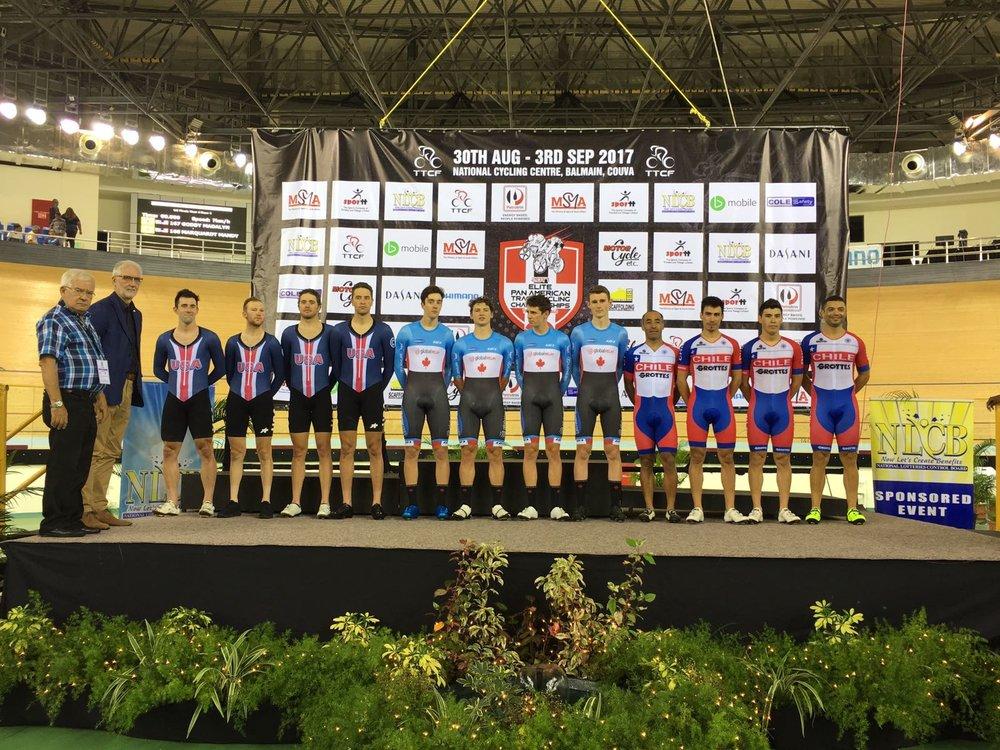 Elite Pan American Track Championships ceremony.jpeg