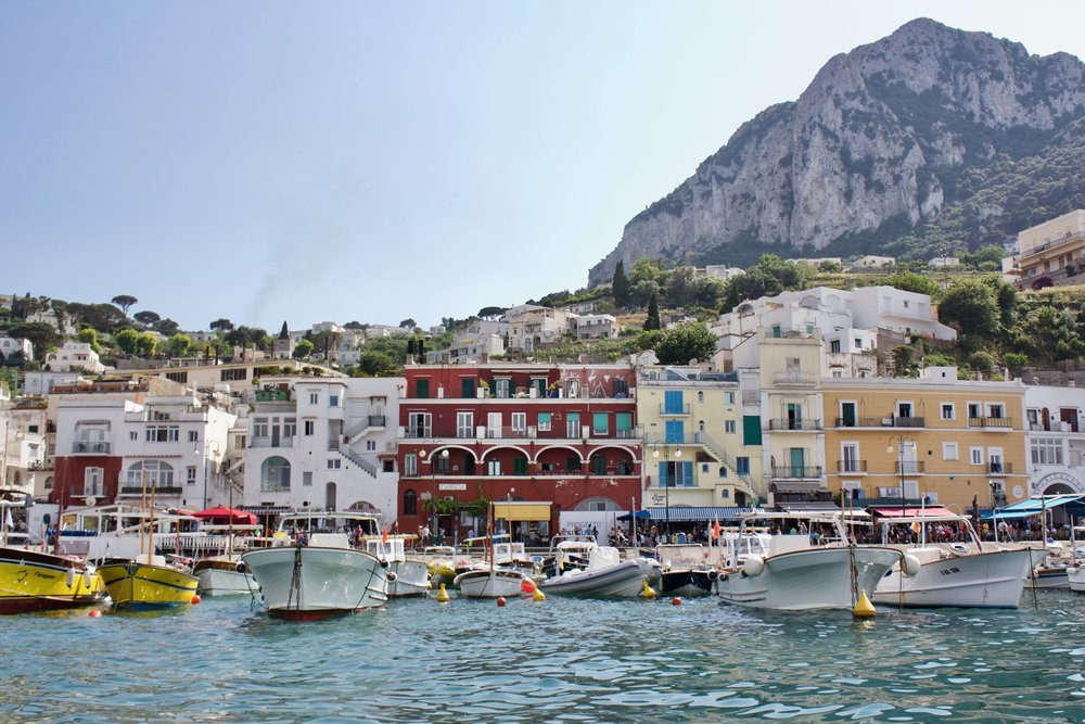 The Isle of Capri