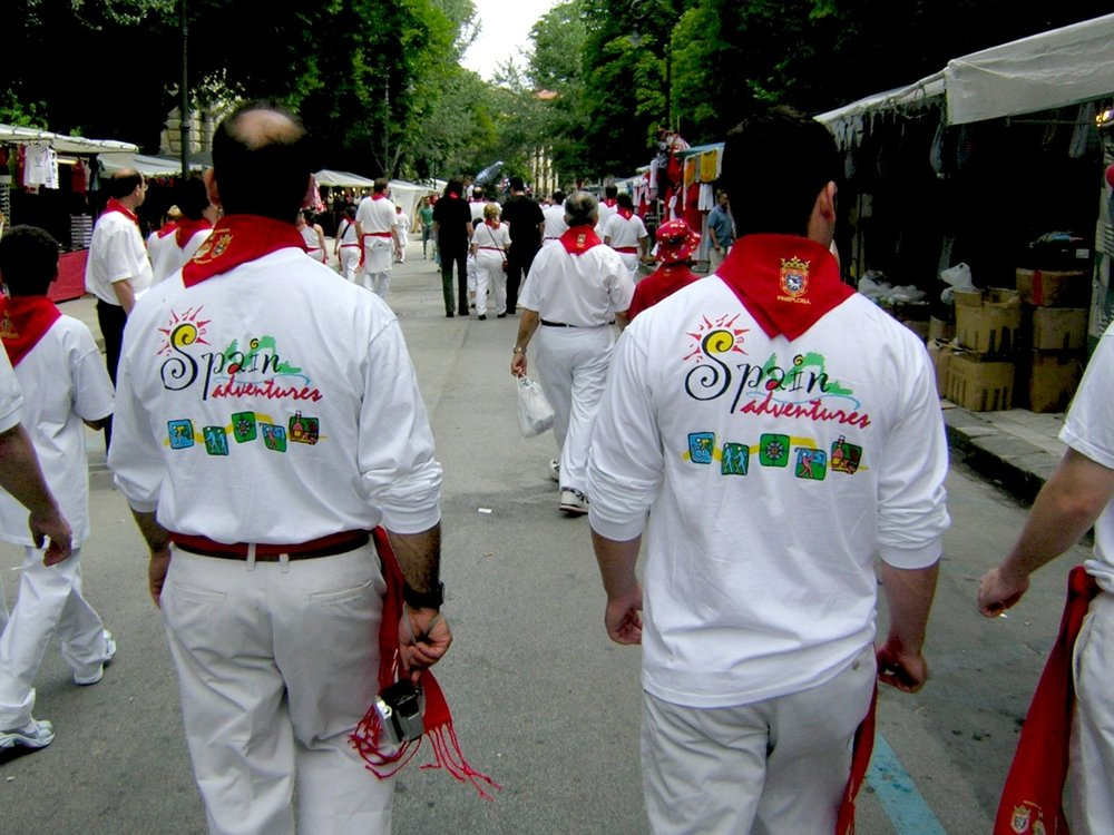 Specialty Tours Running of the Bulls.JPG