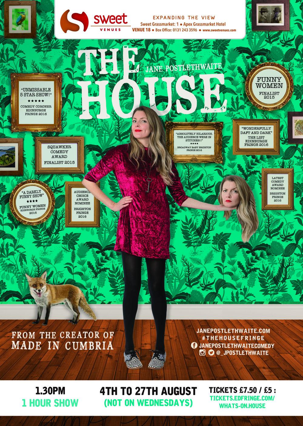 THE HOUSE EDINBURGH POSTER-FLYER PRINT.jpg