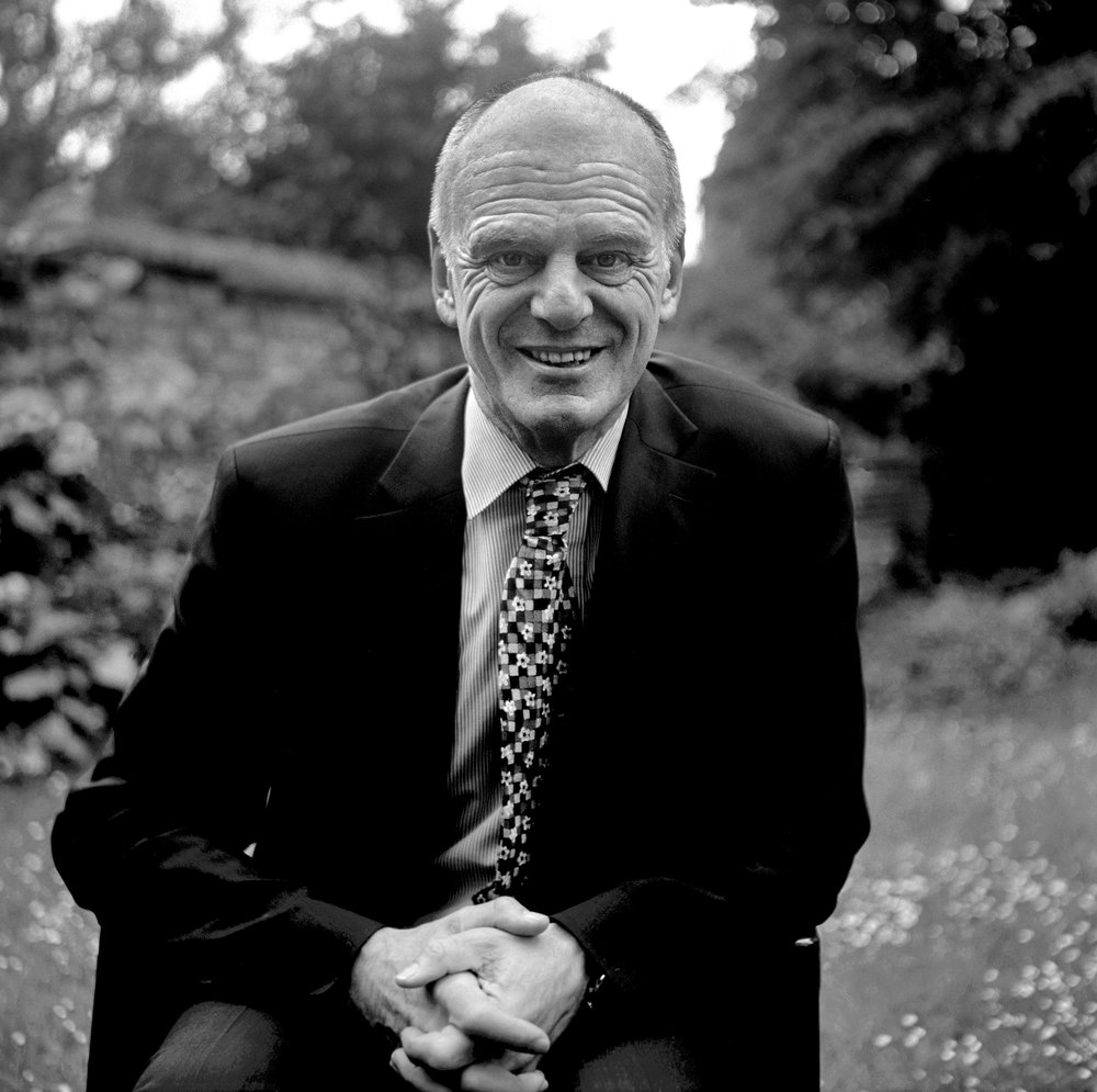 David Nabarro, medical doctor, international civil servant and diplomat, former Special Adviser to the United Nations