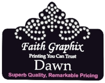 Bling name badges faith graphix is your bling name badge headquarters solutioingenieria Gallery