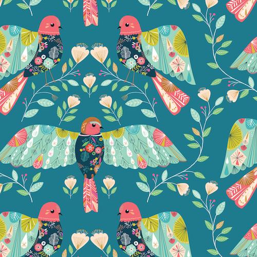 FLOK 1308 Birds
