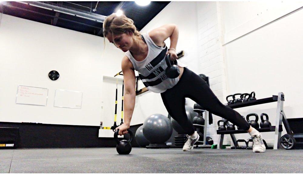 Non-intimidating fitness