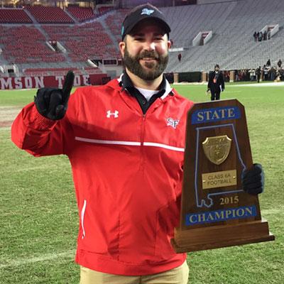 Rob Milam - Head Athletic TrainerSpanish Fort High SchoolMobile, AL