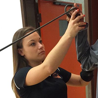 Heather Riffe - Athletic TrainerGrissom HS & Buckhorn HSHuntsville, AL