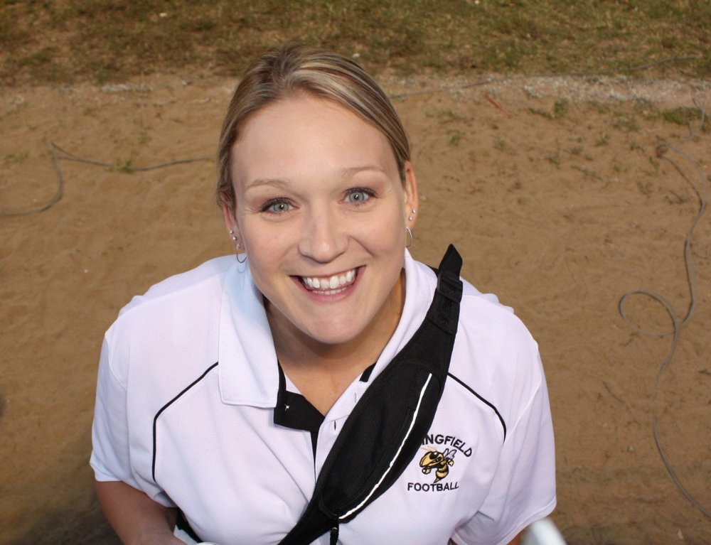 Holly Taylor - Head Athletic TrainerSpringfield High SchoolSpringfield, TN
