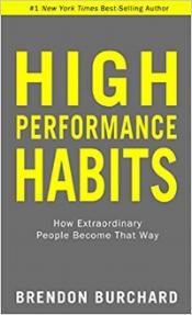 High performance habits - Book Club