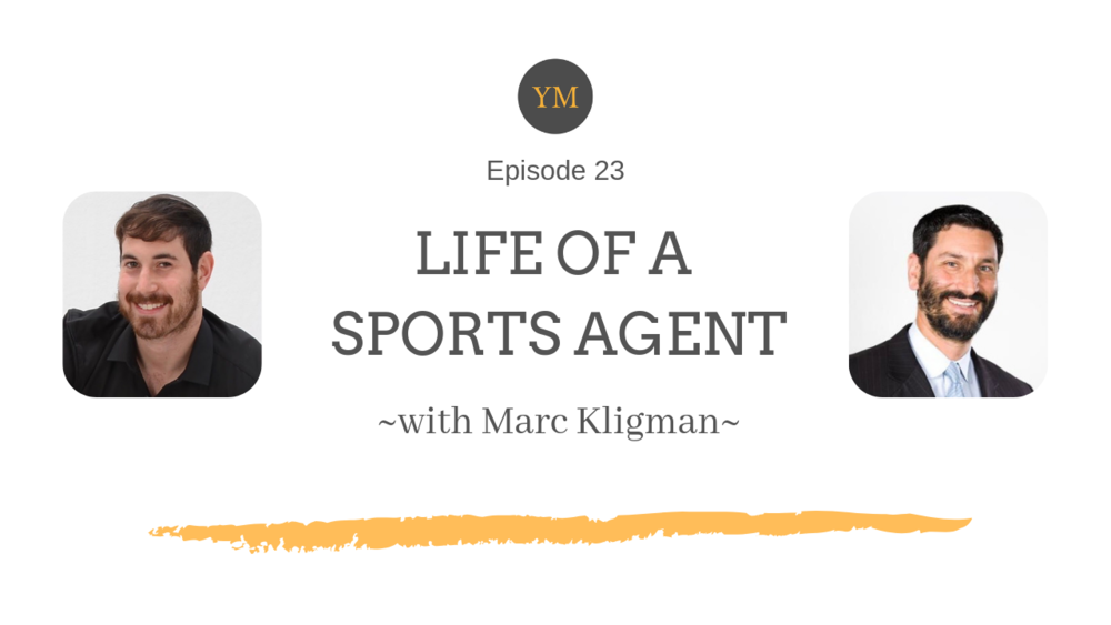 Marc Kligman and Mendy Dubov on the Yellow Mentality Podcast