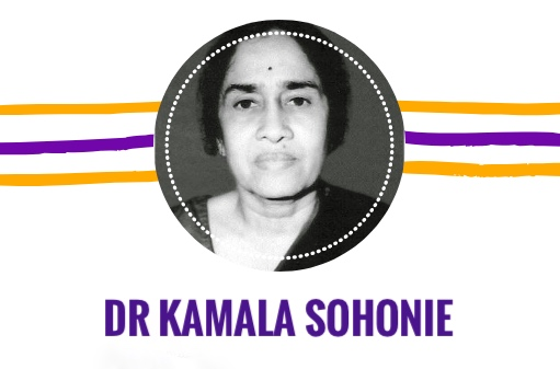 1936: Dr Kamala Sohonie completes her PhD in science