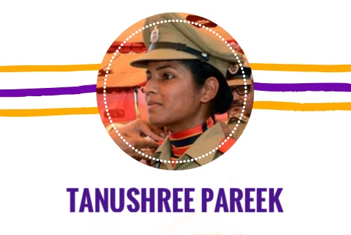 2017: Tanushree Pareek becomes a combat officer in the BSF