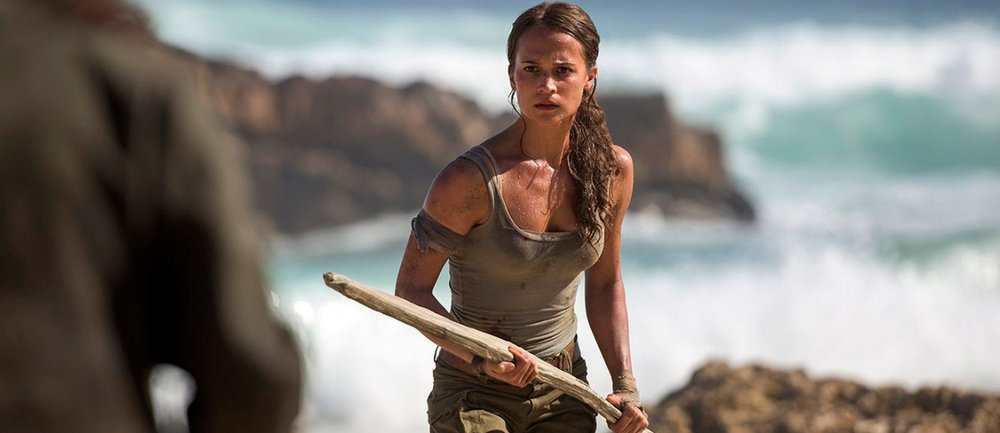 Alicia Vikander gears up to smash the patriarchy (via The Playlist)