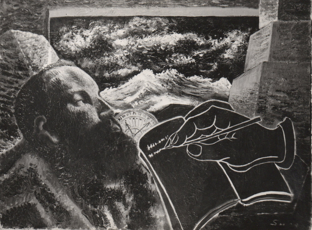1927, 21, p.39, Le matelot