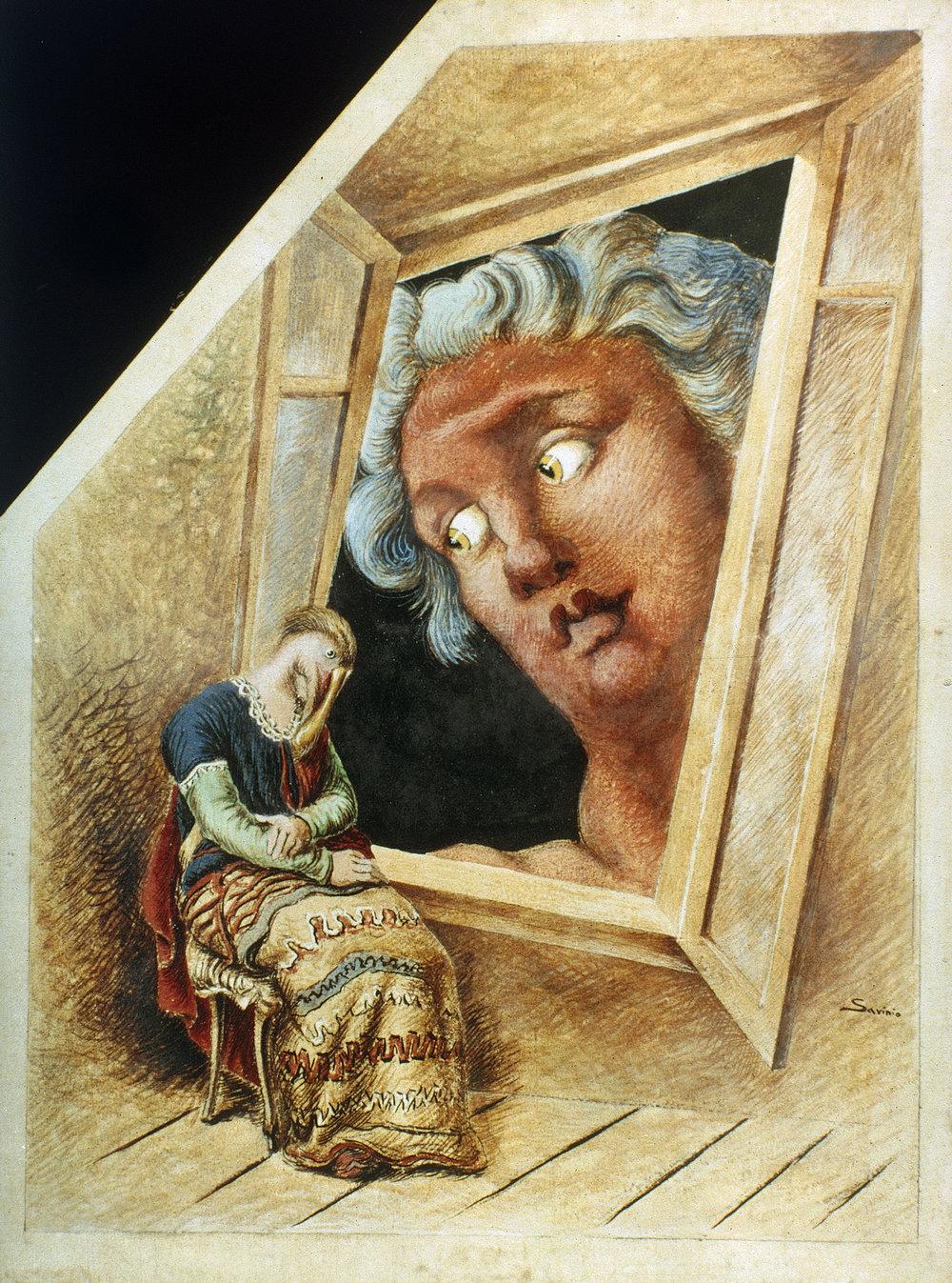 1932, 13, p.132, Apparition o L'Annunciazione.jpg