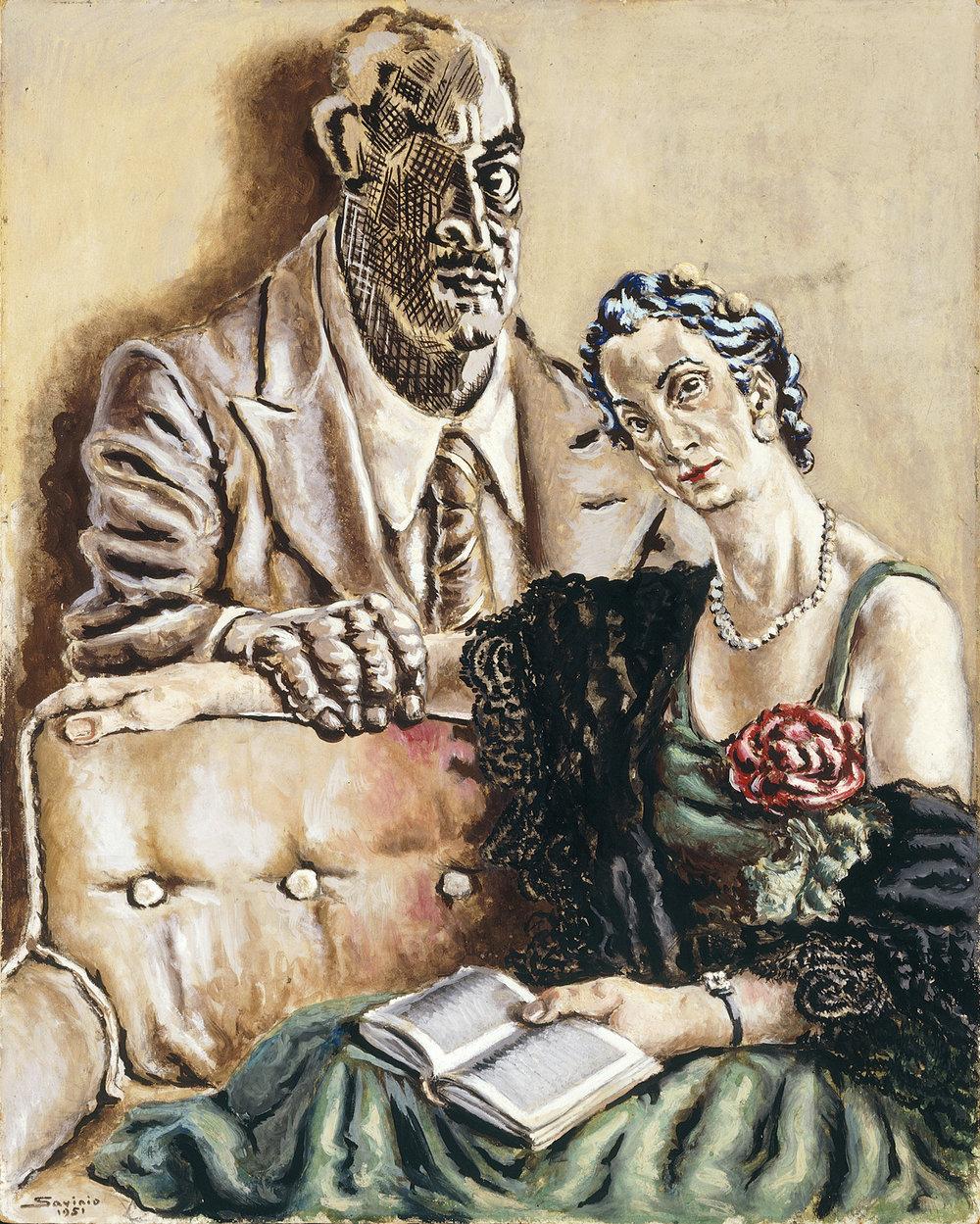 1951, 12, p.226, Mésalliance ovvero Matrimonio morganatico.jpg