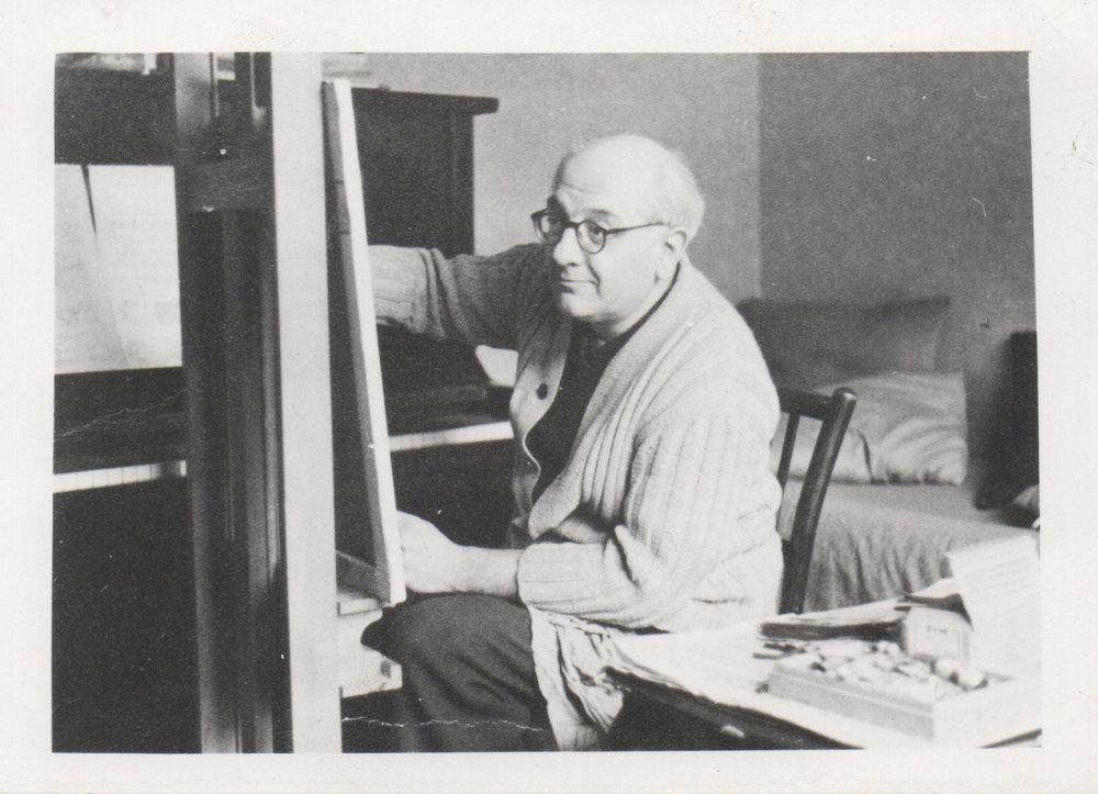Alberto Savinio, 1940