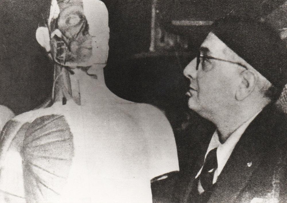 Alberto Savinio, Roma, 1940
