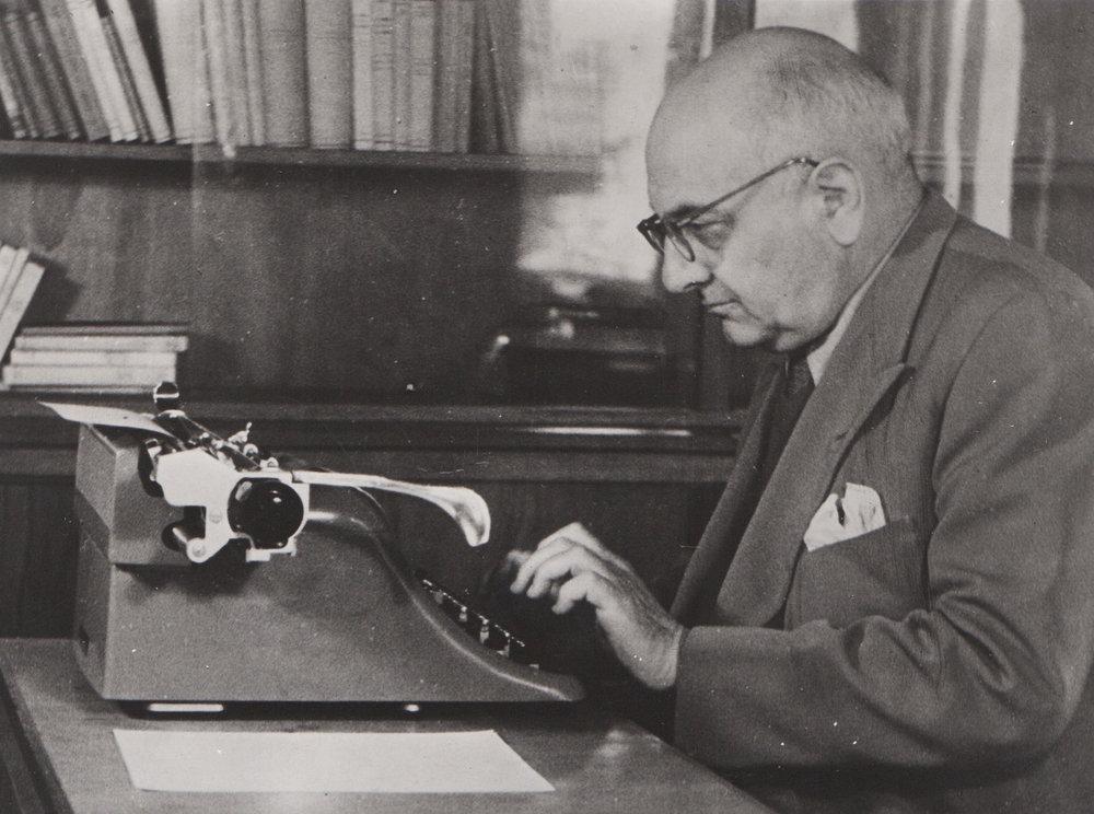 Alberto Savinio, Roma, 1952