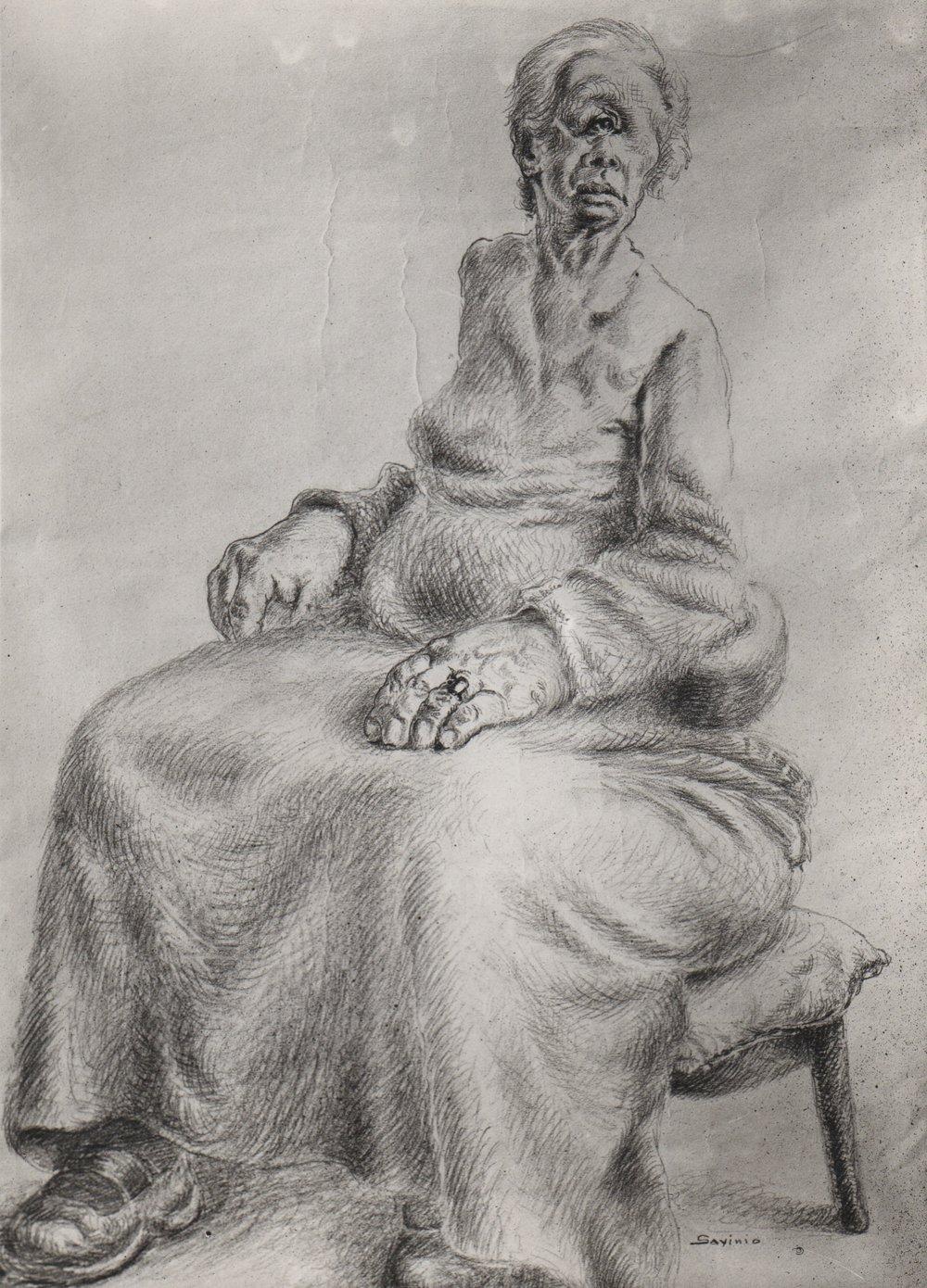 1937, 2, p.284, La nonna.jpg