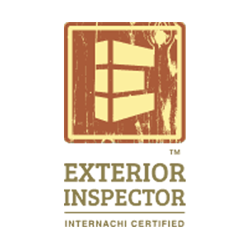 Exterior Inspector - We inspect your home's exterior for any structural defects.