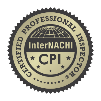 InterNACHI CPI  - We are certified and trained by the International Association of Certified Home Inspectors.