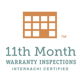 11th Month Warranty Inspector - Before your newly built home's warranty expires, we inspect it inside and out.