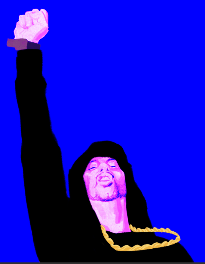 Eminem pumping the fist.png