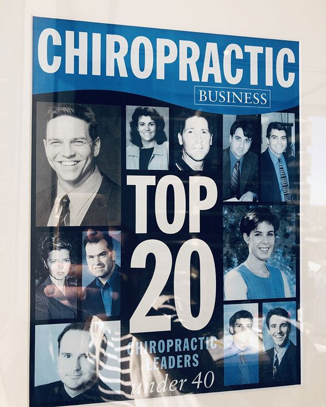 When our fearless leader was nominated Top 20 Leaders Under 40.... and now.... he is still an amazing leader in his profession and in his practise. For over 31 years @drchrismusclcare and @cffhp, have provided care to over 20,000 patients. He is also the Founder and CEO of @muscle.care and is currently a consultant for two Fortune 500 companies where he created the Total Body Stretch service for @massageenvy and is the official ergonomic officer for @officedepot #tbt #fearless #leader #cffhp #musclecare #chiropractor #canadianchiropractor #secondgeneration #proud #team #top20 #under40 #over40 #foreveryoung #beforeandafter