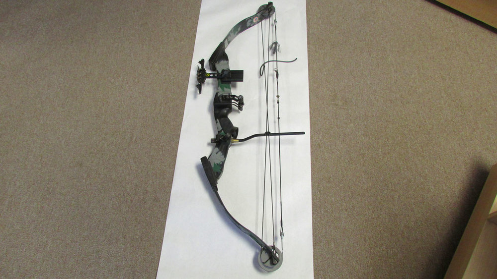 PSE Bow (used) - Left handed, 50-70lbs, 28in draw$100.00