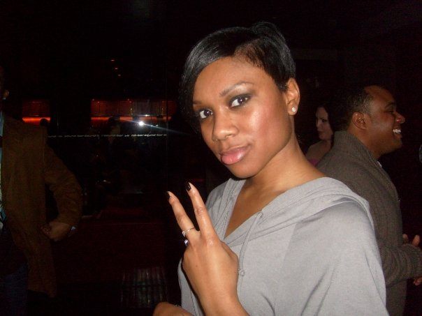 In 2008, when I thought I was Rihanna.