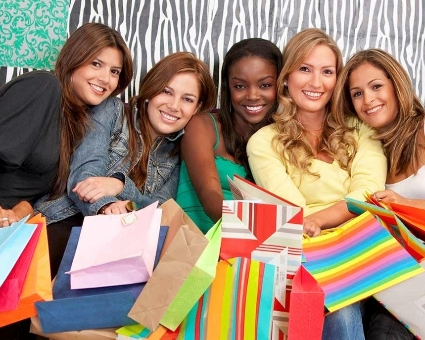 GROUP SHOPPING TRIPS -