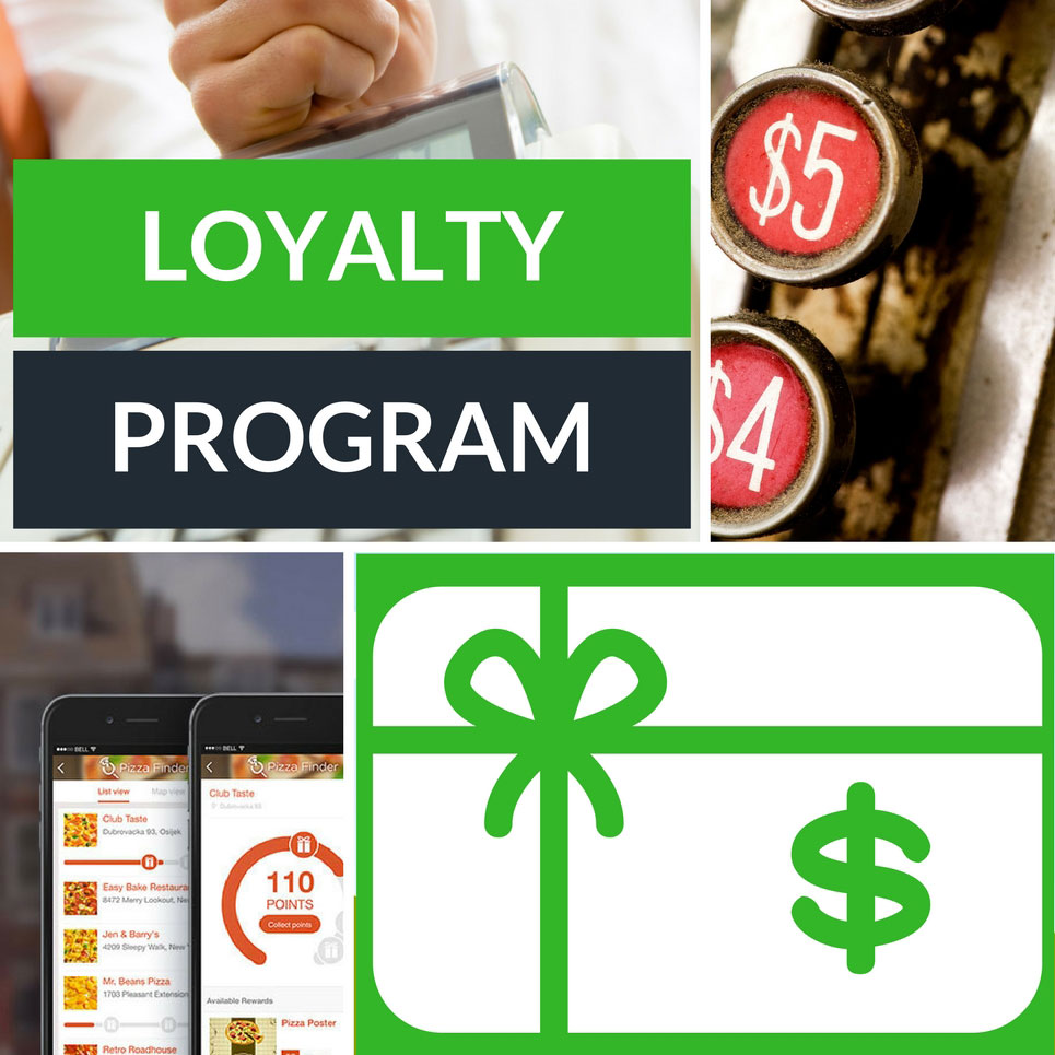 Loyalty Program (Punch Card) App