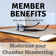 We create and manage digital programs available to your members, showing an added value for working with the Chamber